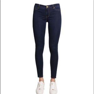 Micheal Kors Dark Wash Skinny Jeans 8